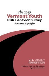 Vermont Youth
