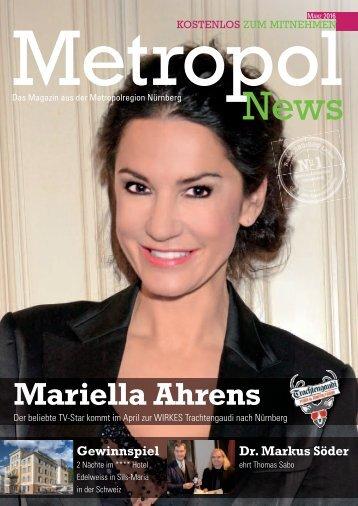 Metropol News März 2016