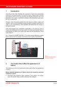 LABORATORY SYSTEMS APPLICATION ... - Uster Technologies - Page 5
