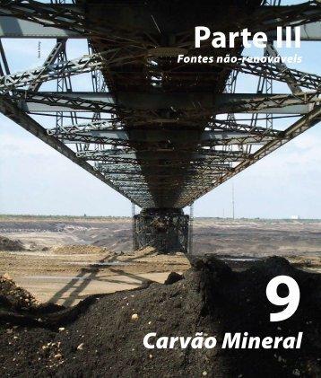 Carvão mineral no brasil
