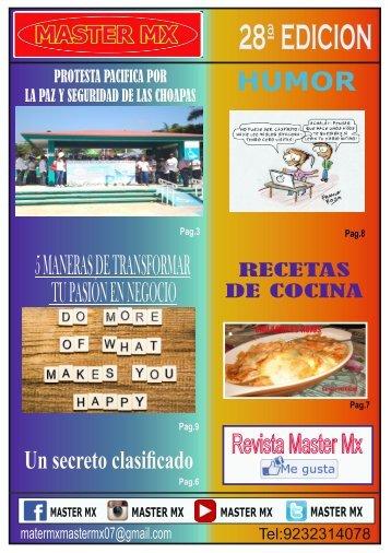 MASTER MX 28ª EDICION