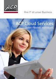 Download ACP Cloud Services