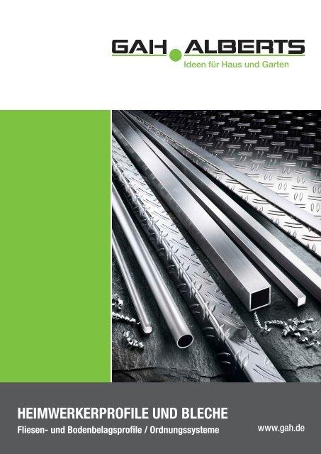 GAH-Alberts 488109 Winkelprofil natur Aluminium 1000 x 50 x 50 mm