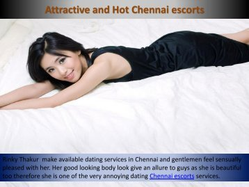 rinky thakur attractive and affordable Chennai dating services