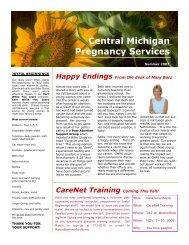 New Life - Central Michigan Pregnancy Services