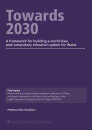 Towards 2030