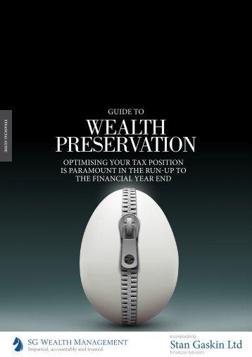 WEALTH PRESERVATION
