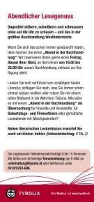 BUCHHANDLUNG - Tyrolia - Seite 2