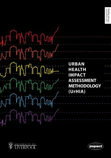 URBAN HEALTH IMPACT ASSESSMENT METHODOLOGY (UrHIA)