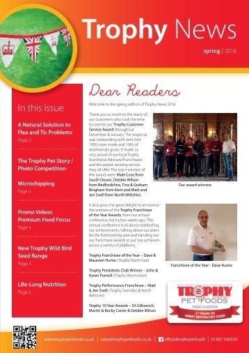 Trophy News