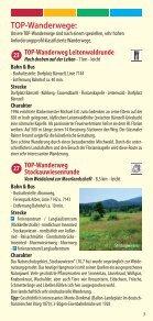 Wanderbroschüre Zwiesel - Seite 3