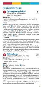 Wanderbroschüre Zwiesel - Seite 5