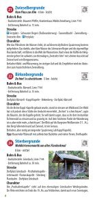 Wanderbroschüre Zwiesel - Seite 6