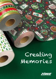 ZOEWIE-Flyer-Creating-Memories
