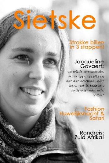 Magazine Sietske