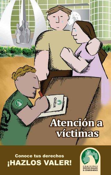 víctimas