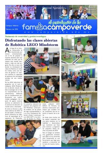 Familia Campoverde - Vallarta - Feb. 2016