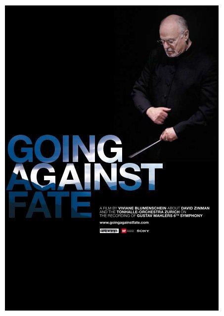 biography of david zinman - going against fate