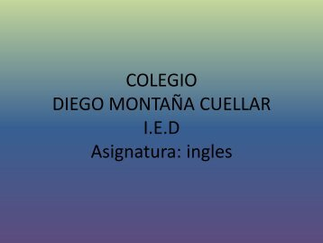 INGLES DECIMO