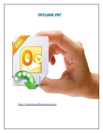 Outlook PST Repair Tool