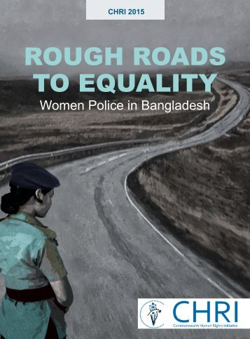 ROUGH ROADS TO EQUALITY
