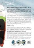 Prowake Schlauchboote, SUP & Außenborder  Katalog 2016 - Seite 4