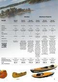 Prowake Schlauchboote, SUP & Außenborder  Katalog 2016 - Seite 7