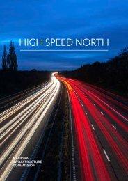 HIGH SPEED NORTH