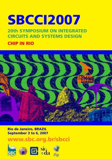 Call for Papers - Chip in RIO - UFRJ