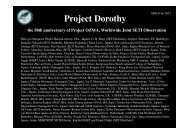 Project Dorothy