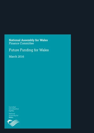 Future Funding for Wales