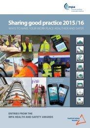 Sharing good practice 2015 / 16