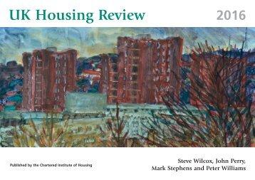 UK Housing Review