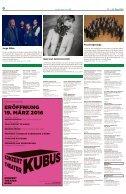 Berner Kulturagenda 2016 N°10 - Seite 6