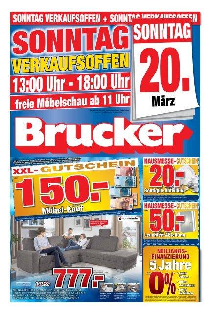Moebel Brucker Zeitung Web