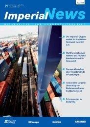 Die Imperial-Gruppe weitet ihr Container- Netzwerk ... - Panopa
