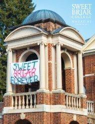 Sweet Briar College Magazine - Spring 2016
