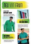 Fruit of the Loom Brochure 2015/2016 - Page 4