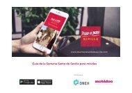 Guía de la Semana Santa de Sevilla para móviles