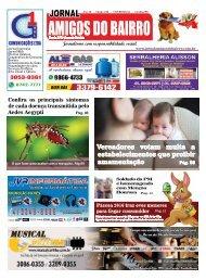 Jornal Amigos do Bairro - Fevereiro/2016 [ 230 ]