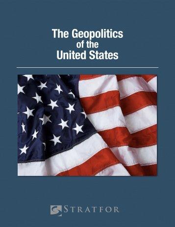 The Geopolitics  United States United States