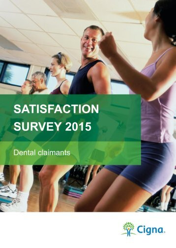 SATISFACTION SURVEY 2015