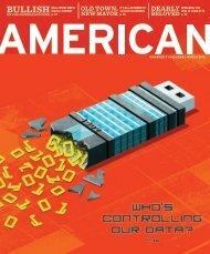 American magazine: March 2016