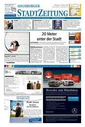 105 Augsburg City-Nord 16.03.2016