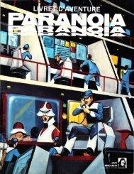 Paranoïa - Le Livret d'Aventure