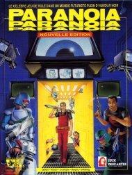 Paranoïa - Livre de Règles 2de édition