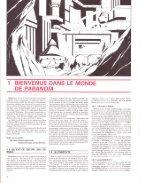 Paranoïa - Le Livret des Joueurs - Page 5