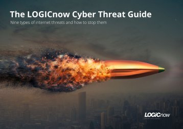 The LOGICnow Cyber Threat Guide