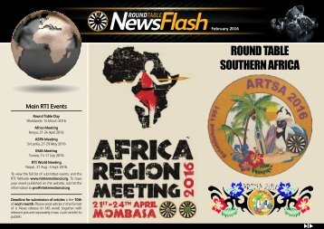 ROUND TABLE SOUTHERN AFRICA