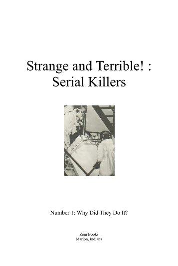 Serial Killer Files 2